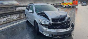 Verkehrsunfall A70